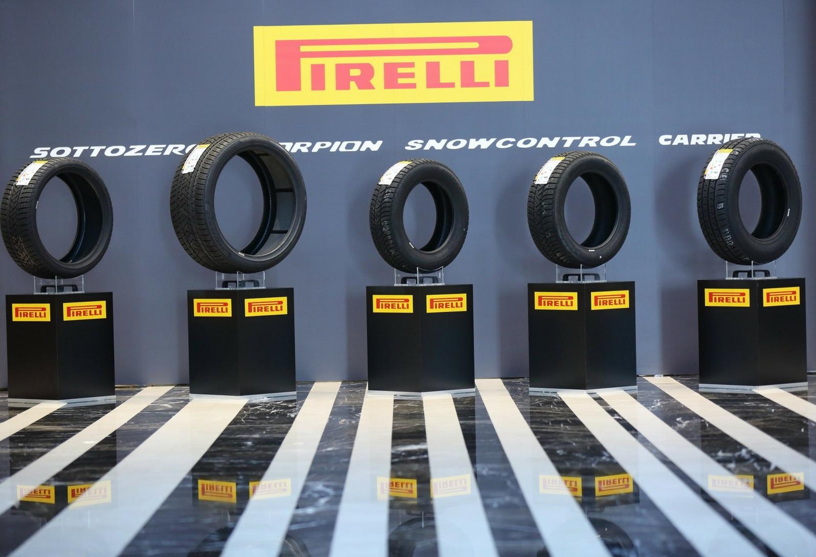 """Pirelli Lastikleri 5 Ülkede """"Erdemtaş Makine"""" Dedi"""