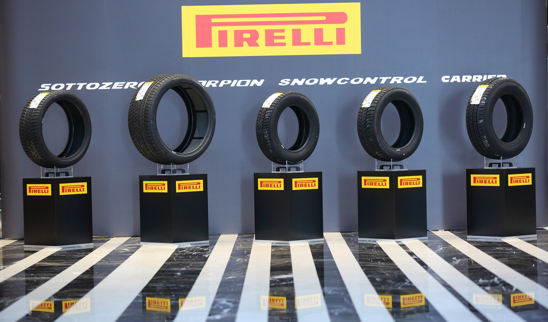 Erdemtaş Makine, the Choice of Pirelli Tires in 5 Countries